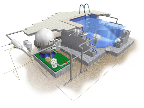 Training jf piscines for Swimming pool maintenance certification